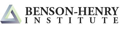 Benson-Henry Institute Logo